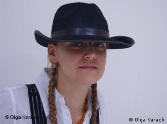 Belarus activist Olga Karatch
