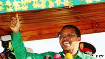 Presidente da Tanzânia, Jakaya Kikwete