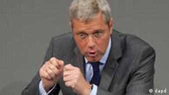 Environment Minister Norbert Roettgen