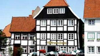 Cafe am Dom in der Stadt Soest