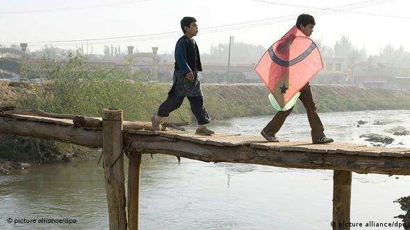 The film 'The Kite Runner' portrays the importance of kites in Afghanistan