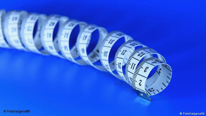 Maßband Messung Zentimetermaß Flash-Galerie