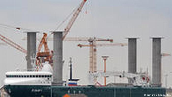 E Ship mit Flettner Rotoren von Enercon