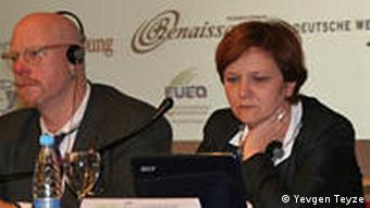 Elena Panfilova Kiewer Gespräche