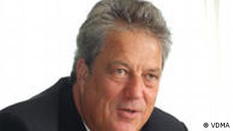 Thomas Lindner, Präsident des Verbandes der Deutschen Maschinen- und Anlagenbauer (Foto: VDMA)