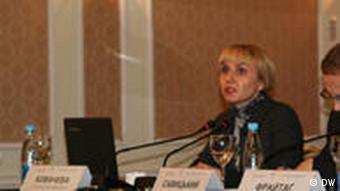 Diana Kovacheva, Transparency International - Bulgarien