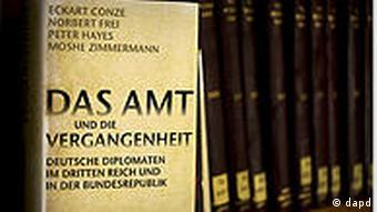 A book on Nazi involvement at the German foreign ministry