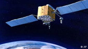 GPS Navigationssatellit Navigationssystem