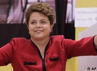 دیلما روسف رییس جمهور برزیل
