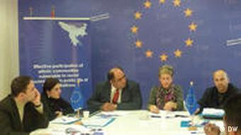 Conference on the Balkans