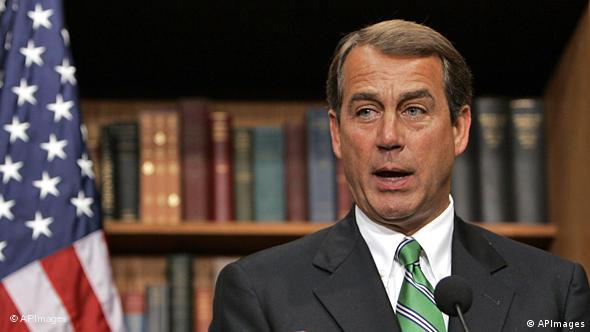 Republikaner USA Wahlkampf John Boehner Flash-Galerie