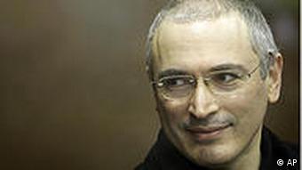 Russland Prozess Michail Chodorkowski in Moskau
