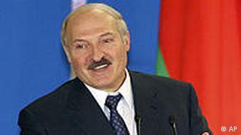 Präsident Alexander Lukaschenko (Foto: AP)