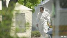 Suche nach Urhebern der Milzbrand-Anschlägen