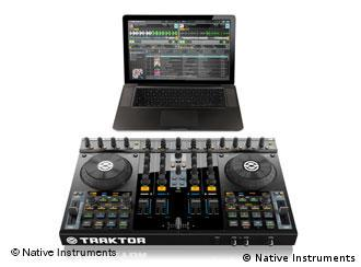 The Traktor Kontrol S4 was released on Monday