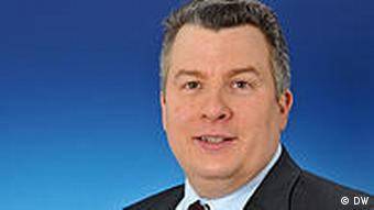 Ingo Mannteufel, head of DW's Russian service
