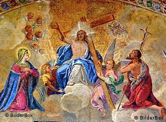 Иисус хотел показать своим ученикам, что страдания и смерть Его будут добровольными.