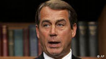 John Boehner Republikaner USA