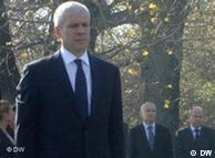 Tadić u Ovčari - samo simbolika političkog vrha?