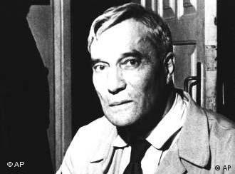 بوریس پاسترناک در سال ۱۹۵۸