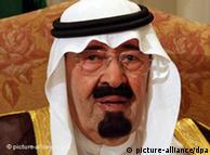 ملک عبدالله پادشاه عربستان