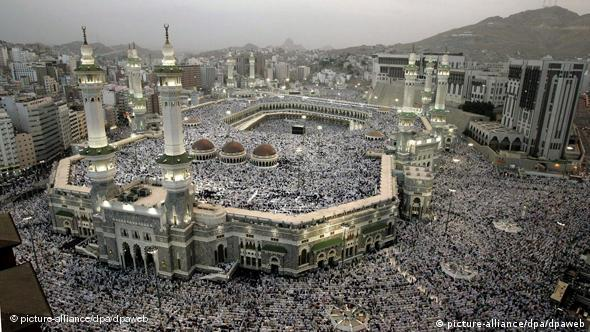 Every year, some 2.5 million pilgrims make their way to Mecca