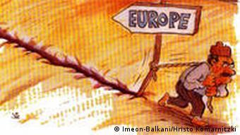 Deutschland Bulgarien Ausstellung Together in Europe