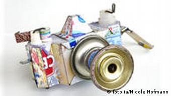 Tin kamera © Nicole Hofmann #16773787