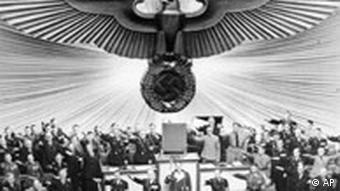 Reichstagssitzung mit Hitler