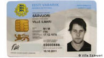 Estonian digital ID