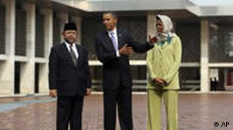 Obama Indonesien Asienreise