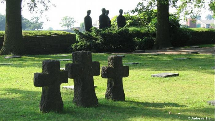 Soldatenfriedhof Langemark Deutschland