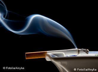 Los nuevos cigarrillos no arderán sin fumador.