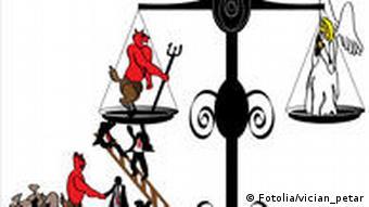 Korrupte Justiz