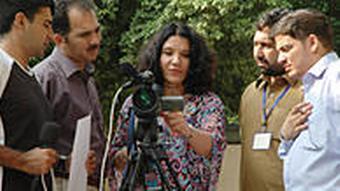 11.2010 DW-AKADEMIE Medienentwicklung Europa/Zentralasien Pakistan Kinderfernsehen Paschtunische Gebiete 1