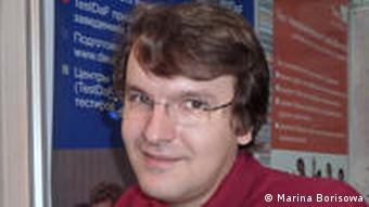 Глеб Кондрашевский из DAAD