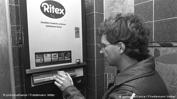 Кондомат у Німеччині (архівне фото)