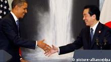 APEC Obama und Kan