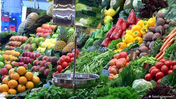 Flash-Galerie Themen der Grünen Ernährung