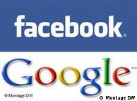 فیسبوک علیه  گوگل