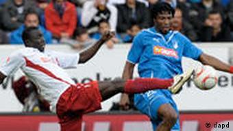 Bundesliga 12. Spieltag SC Freiburg TSG 1899 Hoffenheim