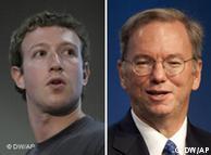 رقابت فیسبوک و گوگل در سال ۲۰۱۱ جدیتر از پیش خواهد بود