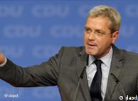 Bundesumweltminister Norbert Röttgen (CDU) (Foto: dapd)