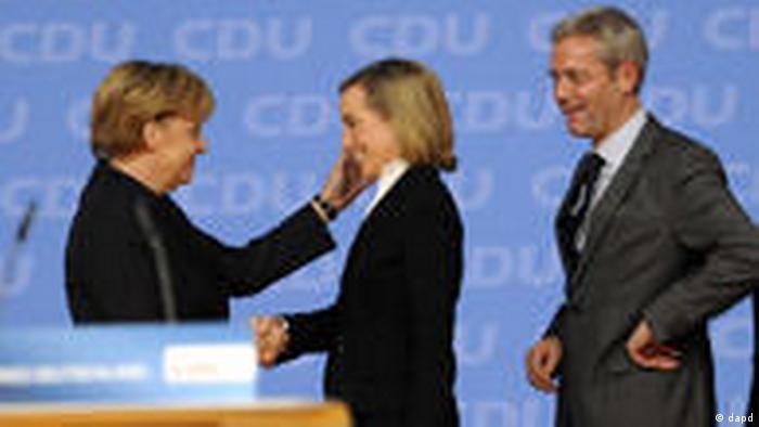 CDU-Parteitag 2010 (dapd)