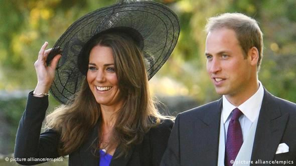 Flash-Galerie Prinz William und Kate Middleton