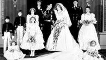 Prince Charles Princess Diana Hochzeit