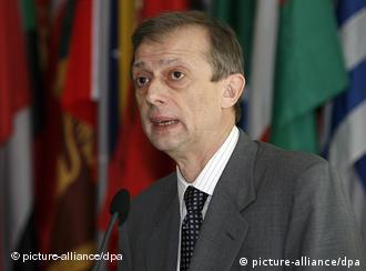 EU special envoy Piero Fassino says the international community should keep Myanmar as a priority