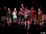 «کیوسکیها» در کنسرت گروه در کلن در نوامبر سال ۲۰۱۰