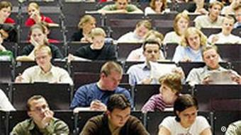 Schüler und Studierende