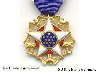 Medal of Freedom (Foto: U.S. federal government)